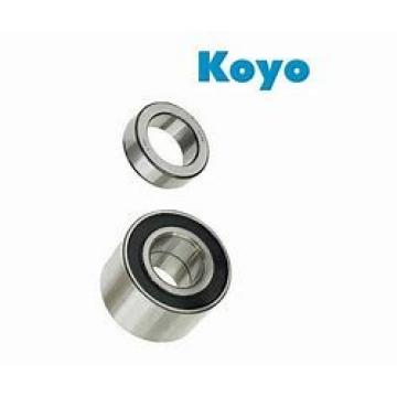 KOYO RAX 545 Cojinetes Complejos