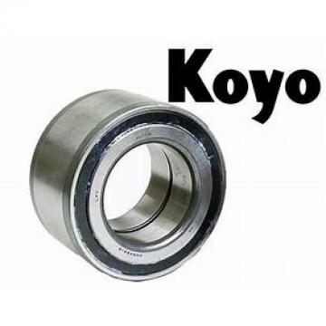 KOYO NAXK17 Cojinetes Complejos