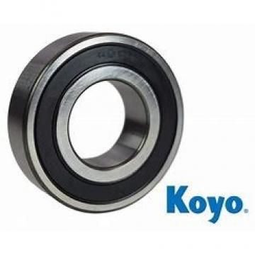 KOYO NAXK70 Cojinetes Complejos